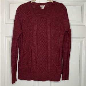 Mossimo   Knit   Sweater